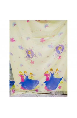 Blind Fabric Veil Cream, Princesses, Dancing And High 280 Cm