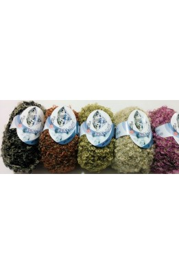 Wool brilliant with lurex cucirini tre stelle 50 grams