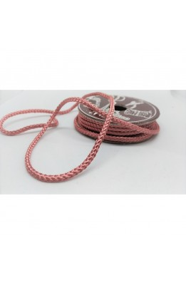 2-metre Tape tape color old pink and various prints 1 cm high